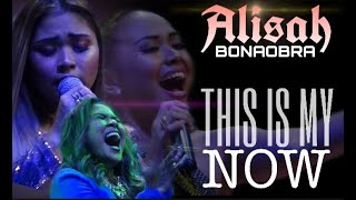ALISAH BONAOBRA - This Is My Now