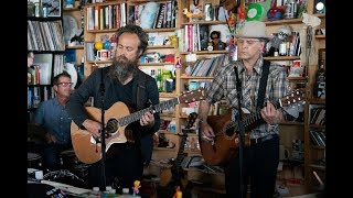 Calexico And Iron & Wine: NPR Music Tiny Desk Concert