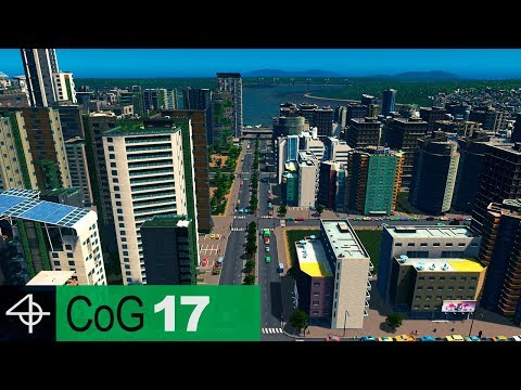 Highrise Ban for Smooth Density Transitions | Cities: Skylines – City of Gardens SCENARIO, Part 17
