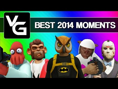 Vanoss Gaming Funny Moments - Best Moments of 2014 (Gmod, GT