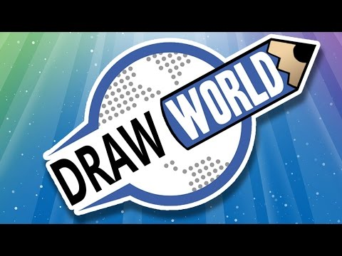 """ANNOUNCING """"DRAW WORLD""""! - Join the Art Revolution Today!"""