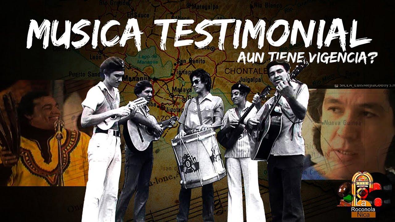 Música Nicaragüense La Roconola Nica Testimonial Youtube