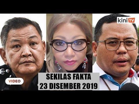 Najib akan disiasat?, Ahli politik sila turun padang, Bekalan air selangor pulih hari ini