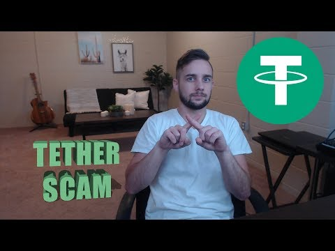 TETHER SCAM and How To Protect The Cryptocurrency Market