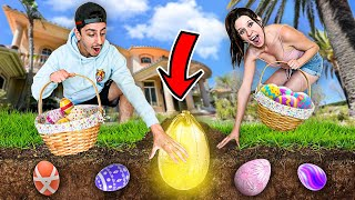 Find the GOLDEN Egg, Win $10,000 Prize - Easter Egg Hunt