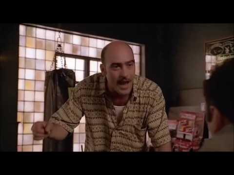 The Sopranos - Tony throws Artie out of Bada Bing