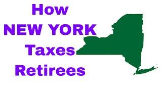 How NEW YORK Taxes Retirees