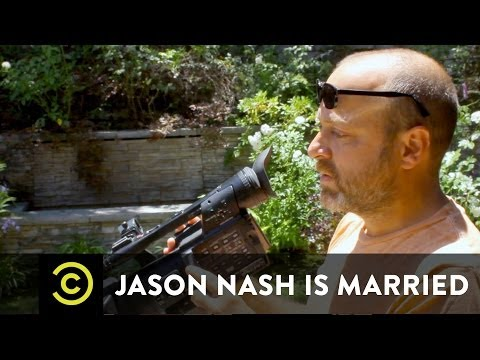 Jason Nash Is Married  A Real Gun