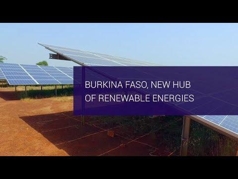 Burkina Faso, new hub of renewable energies