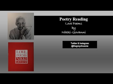 free-flow-friday-|-poetry-reading|-nikki-giovanni---love-poems-part-2