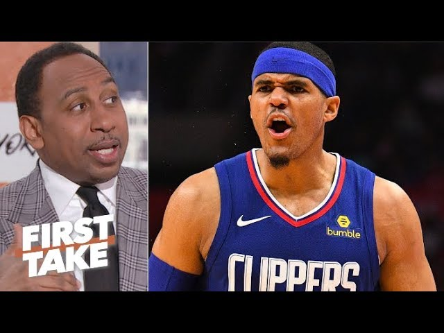 The Clippers won the Tobias Harris trade with the 76ers – Stephen A. | First Take