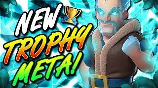The NEW EASIEST LADDER DECK after Balance Changes!! EASY TROPHIES!