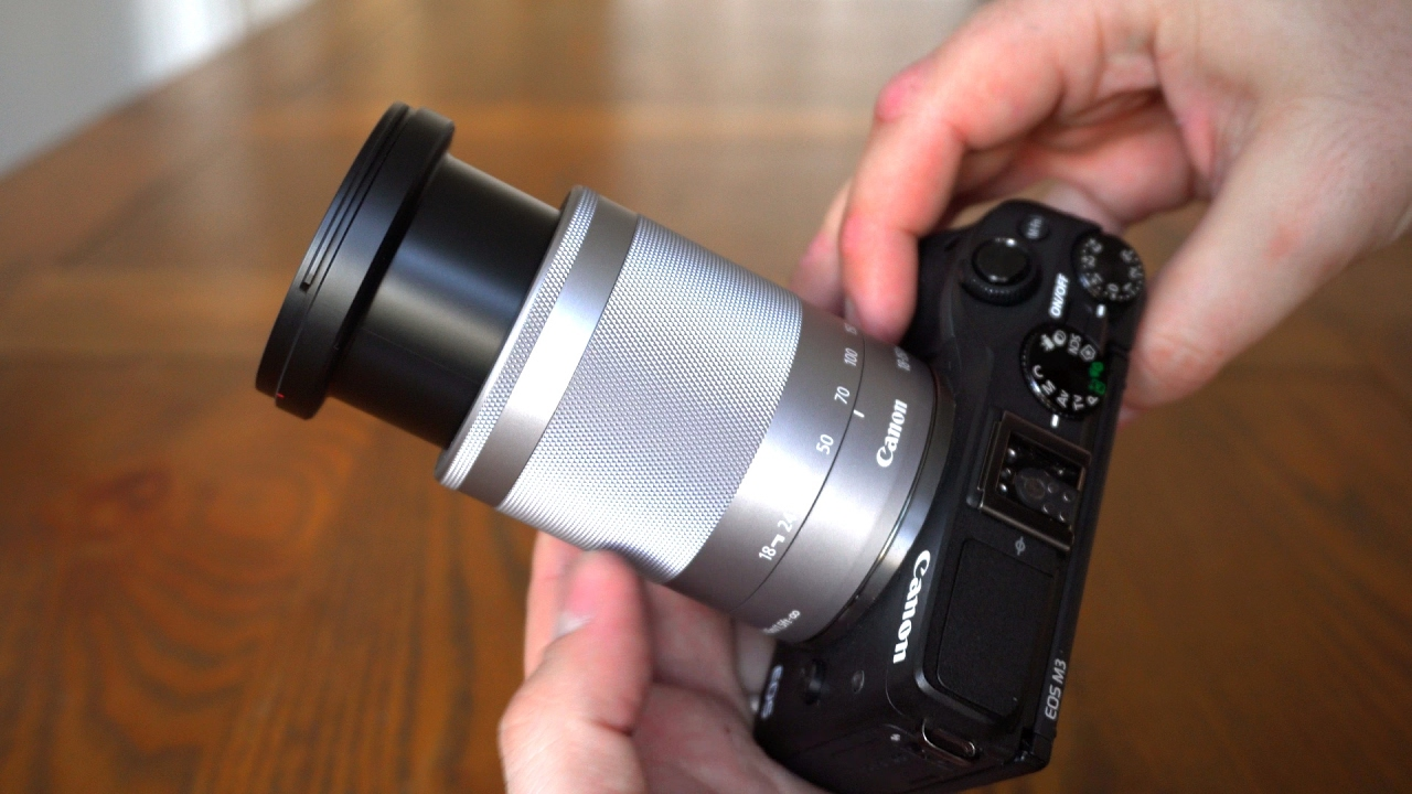 Canon Ef M 18 150mm F 35 63 Is Stm Lens Review With Samples Youtube Eos M10 Kit 15 45 22mm