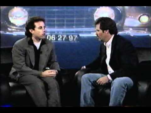 Jerry Seinfeld interview-Dennis Miller Live 1997