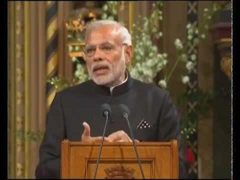PM addresses British Parliament in London, UK