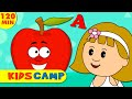 Abc Phonics Song - A For Apple - Abc Alphabet Songs | Sounds For Children By Kidscamp video