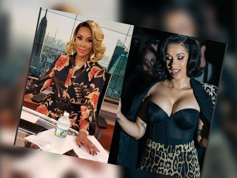 Cardi B Has A Message From Vivica A. Fox