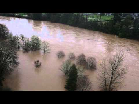 Colliding Rivers and Stewart Park Flood 1080p