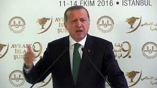 فيديو..أردوغان للعبادي: إعرف حجمك وجيشنا سيبقى بالعراق