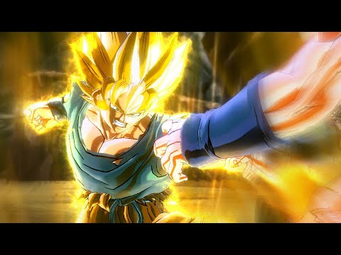DISRESPECTING Entire Lobbies With Super Saiyans Only! - Dragon Ball Xenoverse 2 |