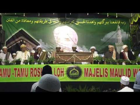 Qosidah Kyai Maslul bersama Majlis Al Aqsho 2017