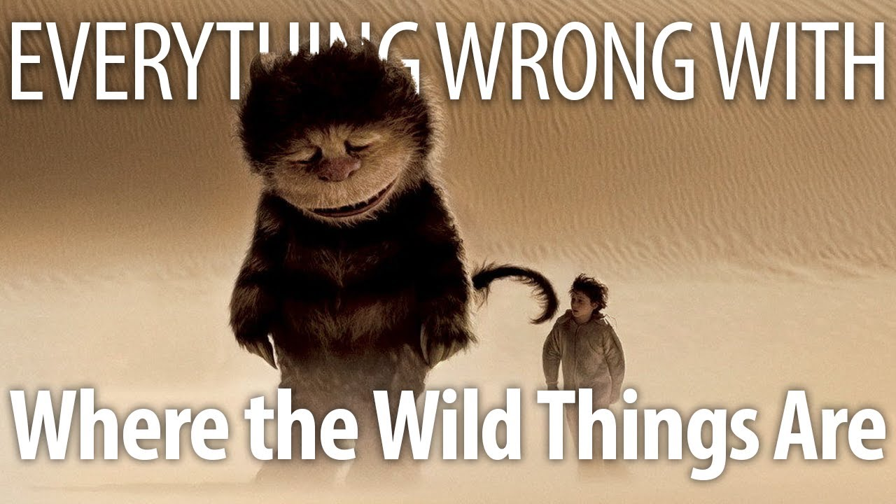 Download Everything Wrong With Where the Wild Things Are In 14 Minutes Or Less
