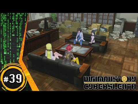 Digimon Story Cyber Sleuth Ep 39: The Ultimate Comic Book Collection