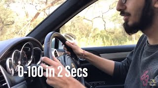Driving the Fastest SUV..🔥