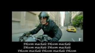 Dhoom Machale Arabic version with lyric ~~ @anisfit22