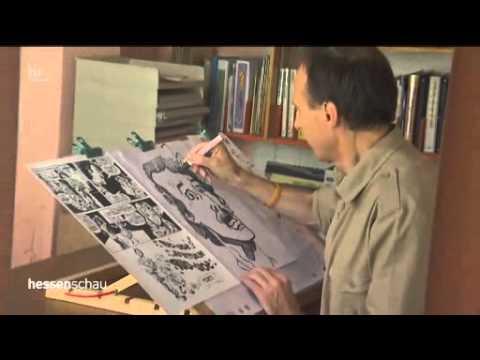 Comiczeichner Yves Ker Ambrun - Nach Disney In Die Selbstständigkeit