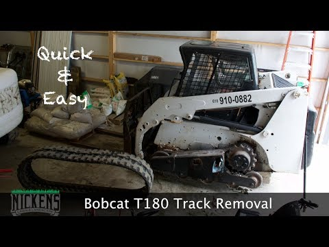 WN - landscaping with my bobcat t190