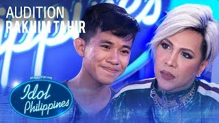 Rakhim Tahir - This is the Moment   Idol Philippines Auditions 2019
