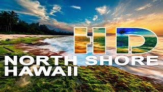 NORTH SHORE - OAHU / HAWAII , USA - TRAVEL TOUR - HD 1080P