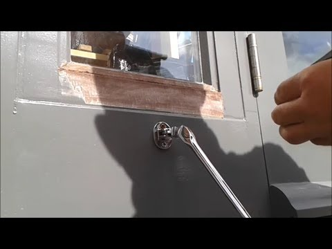 Paint cracking and peeling exterior woodwork Part 1