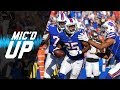 "LeSean McCoy Mic'd Up vs. Buccaneers ""You Saved Us Today"" | NFL Films | Sound FX"