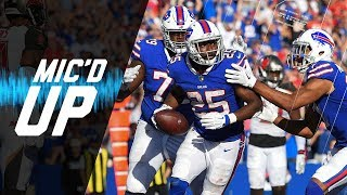 LeSean McCoy Mic'd Up vs. Buccaneers