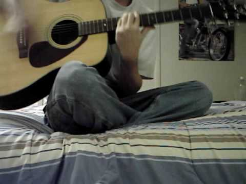 Kings Of Leon - Trani (Acoustic Cover)