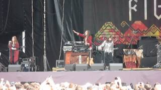 Crystal Fighters - Solar System (29.06.13)