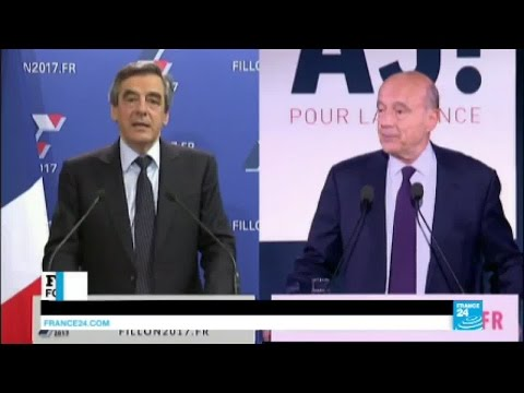 France primaries: What are François Fillon's and Alain Juppé's programs for 2017 elections?