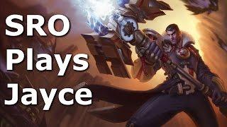 Jayce Top Lane Commentary - Season 6 - League of Legends