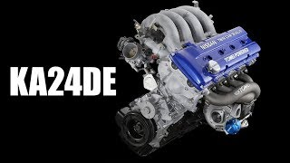 Learn something new about the KA24DE engines!  Lets chat about them.
