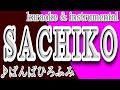 SACHIKO/ばんばひろふみ/カラオケ&instrumental/歌詞/Hirofumi Banba