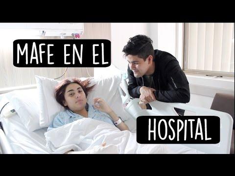 Mafe en el Hospital   Alejo&Mafe