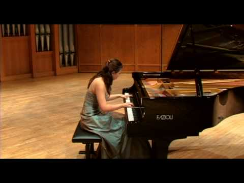 Beethoven Sonata Op 31 No 1(I) Allegro vivace Played by Xu, Hui