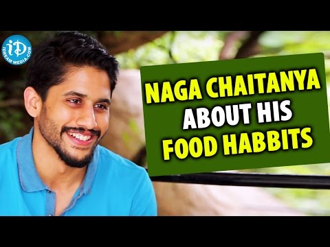 Naga Chaitanya Talks About His Love For Food || #premam || Talking Movies with iDream