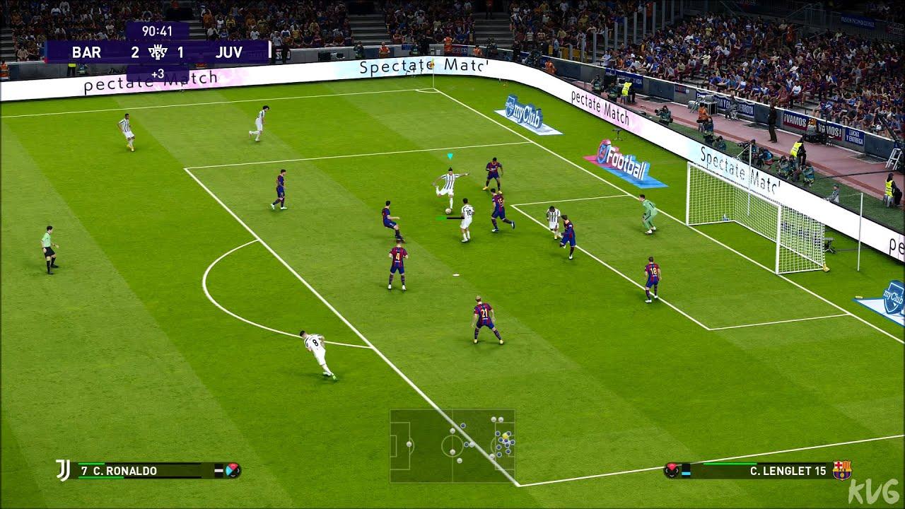 PS4 eFootball PES 2021 Season Update