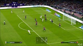eFootball PES 2021 Gameplay (PS4 HD) [1080p60FPS] screenshot 5