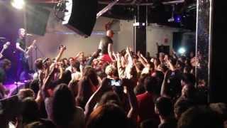 MOTOCICLON, cacho del CRAPULISMO. Sala Independance Live 19/10/13