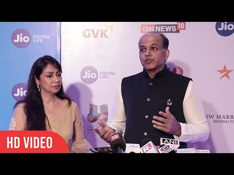 Ashutosh Gowariker At Jio Mami Film Festival 2017 Closing Ceremony