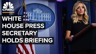 Watch Live: White House Press Secretary Kayleigh Mcenany Holds Briefing — 7/8/2020